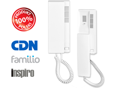 <b>8 x </b>UNIFON ACO INS-UP720B DO CDN INSPIRO FAMILIO 9313