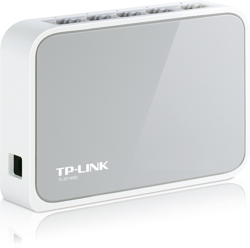SWITCH 5-PORTOWY 10/100MBPS TP-LINK TL-SF1005D